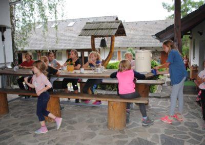 Dětské tábory M+M stáje 2018 - turnus 1